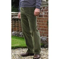 Brook Taverner Cord Trousers