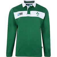 Rugby World Cup 2015 IRFU Rugby Shirt