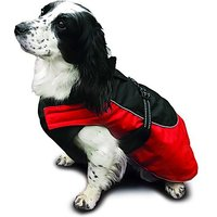 Options All Weather Red Dog Coat 22-24