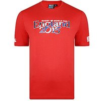 England Rugby 2015 Script Tee