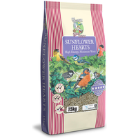 Harrisons Sunflower Hearts Wild Bird Food 15kg