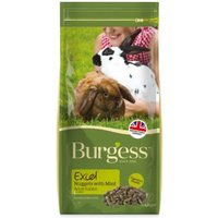 'Burgess Excel Nuggets With Mint Adult Rabbit Food 4kg