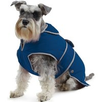 Ancol Muddy Paws Stormguard Navy Dog Coat Large