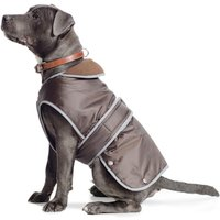 Ancol Muddy Paws Stormguard Chocolate Dog Coat Large