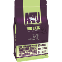 AATU 85/15 Duck Adult Cat Food 1kg