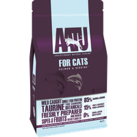 AATU 85/15 Salmon & Herring Adult Cat Food 1kg
