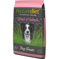 Naturediet Dog Treats 150g Turkey & Salmon