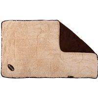 Scruffs Snuggle Dog Blanket Chocolate