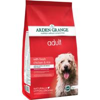Arden Grange Chicken & Rice Adult Dog Food 2kg