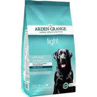 Arden Grange Light Adult Dog Food 2kg
