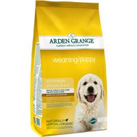 Arden Grange Chicken Weaning Puppy Food 6kg