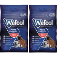 Wafcol Salmon & Potato Small & Medium Dog Food 12kg x 2
