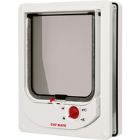 Cat Mate Electromagnetic Flap White