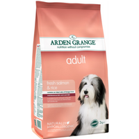 Arden Grange Salmon & Rice Adult Dog Food 2kg
