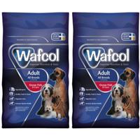 Wafcol Ocean Fish & Corn Adult Dog Food 12kg x 2