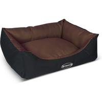 Scruffs Expedition Chocolate Waterproof Dog Bed Medium