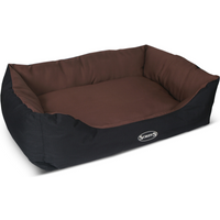 Scruffs Expedition Chocolate Waterproof Dog Bed X-Large