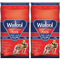 Wafcol Performance Greyhound Racing Dog Food 15kg x 2