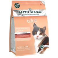 Arden Grange Salmon & Potato Cereal Free Adult Cat Food 400g