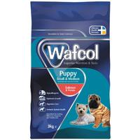 Wafcol Puppy Small & Medium Salmon & Potato 2.5kg x 3