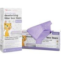 Petkin Cat Litter Box Liners 6 Pack