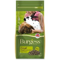 'Burgess Excel Nuggets With Mint Adult Rabbit Food 2kg