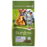 'Burgess Excel Nuggets With Mint Light/overweight Rabbit Food 2kg