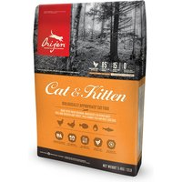 Orijen Cat & Kitten Food 1.8kg x 2