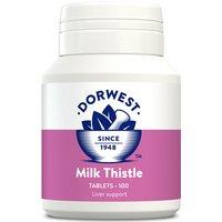 Dorwest Milk Thistle Tablets 100 Tablets