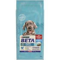 BETA Turkey Large Breed Puppy Food 2kg