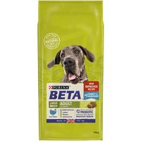 BETA Turkey Large Breed Adult Dog Food 14kg