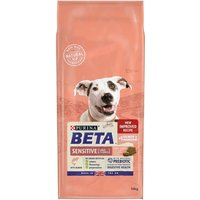 BETA Salmon & Rice Sensitive Adult Dog Food 2kg