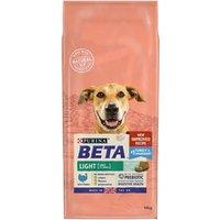 BETA Turkey Light Adult Dog Food 14kg x 2
