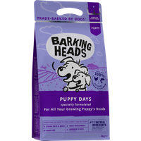 Barking Heads Puppy Days Grain Free Dog Food 2kg