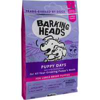 Barking Heads Large Breed Puppy Dog Food 12kg x 2