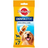 Pedigree Dentastix Large Adult Dog Treat 7 Stick
