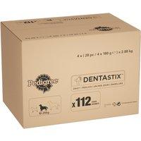 Pedigree Dentastix Medium Adult Dog Treat 112 Stick SAVER PACK