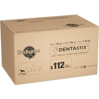 Pedigree Dentastix Small Adult Dog Treat 112 Stick SAVER DEAL