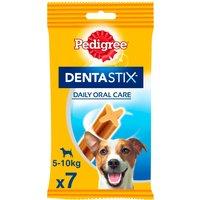 Pedigree Dentastix Small Adult Dog Treat 7 Stick
