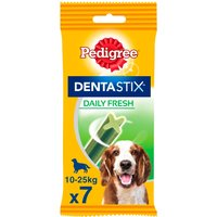 Pedigree Dentastix Fresh Adult Dog Treat 7 stick 10-25kg