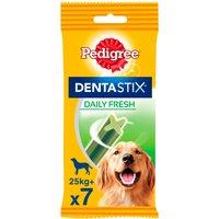 Pedigree Dentastix Fresh Adult Dog Treat 7 stick +25kg