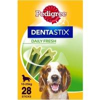 Pedigree Dentastix Fresh Adult Dog Treat 28 stick 10-25kg