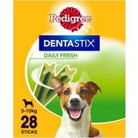 Pedigree Dentastix Fresh Adult Dog Treat 28 stick 5-10kg