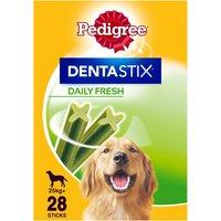 Pedigree Dentastix Fresh Adult Dog Treat 28 stick +25kg