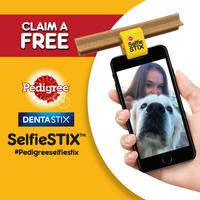 Pedigree Dentastix Large Adult Dog Treat 28 Stick - Selfie Stix Offer