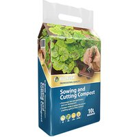 Seed & Cutting Compost 10L bag