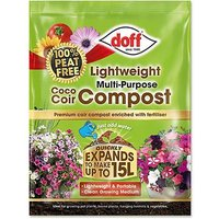 Doff Lightweight Multipurpose Compost 15L