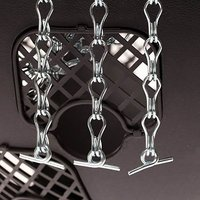 Pack of 2 spare 3-point chains for Easy Fill Hanging Baskets