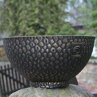 Cathay Embossed Planters 35cm (14in)