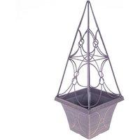 Eclipse Cage Trellis Planter 25cm 6 litres
